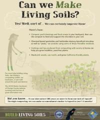 Can We Make Living Soils