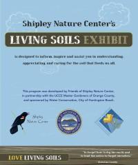 Shipley Nature Center's Living Soils Exhibit